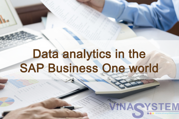 Everything you need to know about data analytics in the SAP B1 world (Part 5)