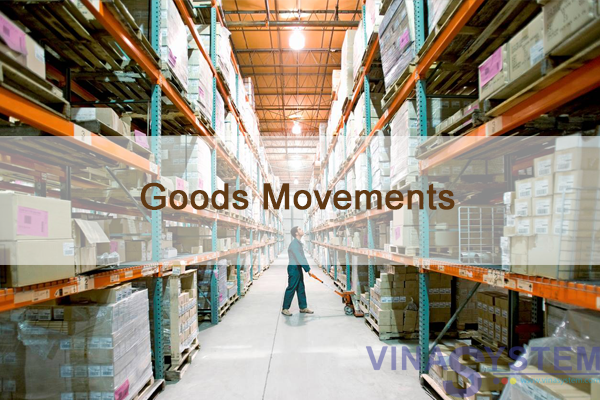 Warehouse Management in SAP Business One - Goods Movements
