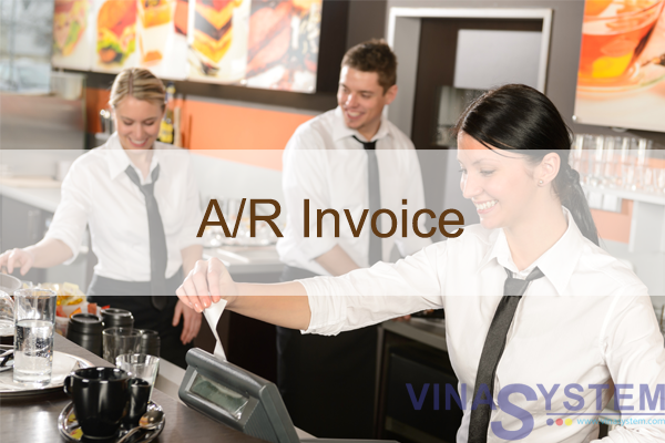 SAP Business One - User Guide for A/R Invoice