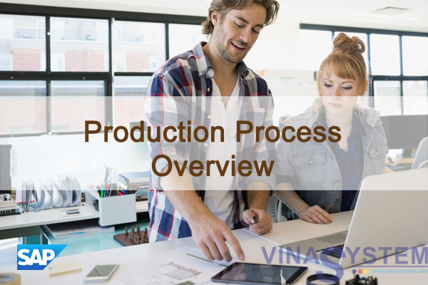 Production Process in SAP Business One - Production Process Overview