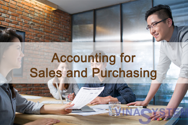 Accounting for Sales and Purchasing in SAP Business One