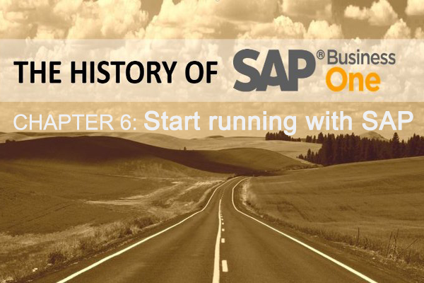 SAP Business One: Start running with SAP