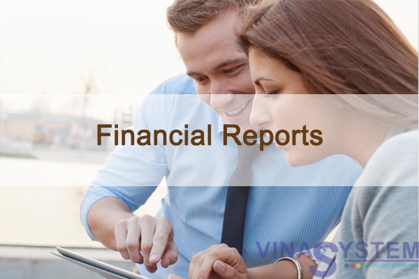 Financial Reports in SAP Business One