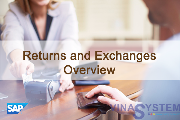 Returns and Exchanges in SAP Business One - Returns and Exchanges Overview