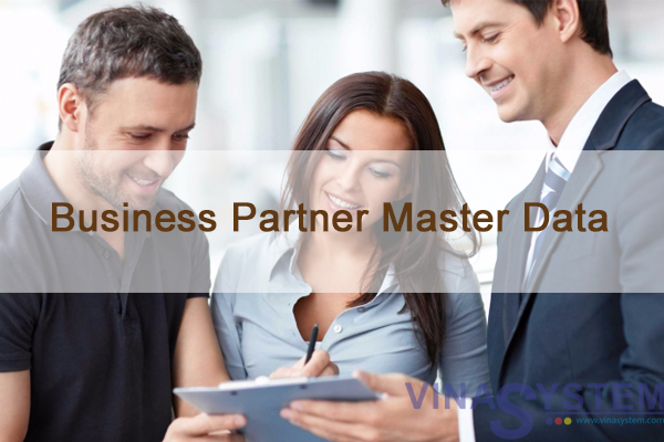 SAP Business One - User Guide for Business Partner Master Data