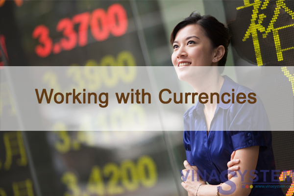 Working with Currencies in SAP Business One - Financials