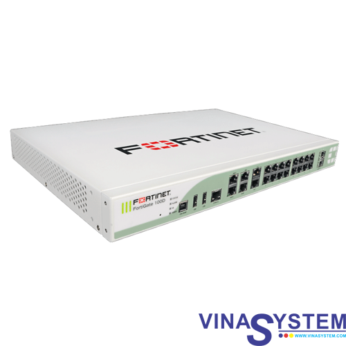 Fortinet FW100D Vina System
