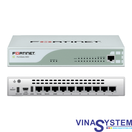 Fortinet FW60D Vina System